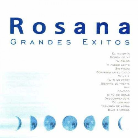 ROSANA CD Grandes Exitos