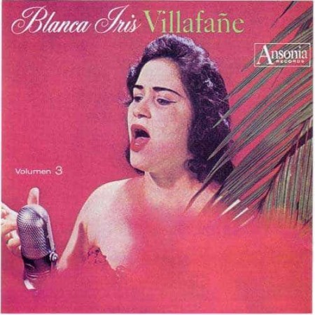 BLANCA IRIS VILLAFANE CD Con Guitarras Vol 3 Featuring: Yom