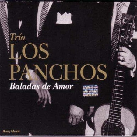 TRIO LOS PANCHOS CD Baladas De Amor Best Of