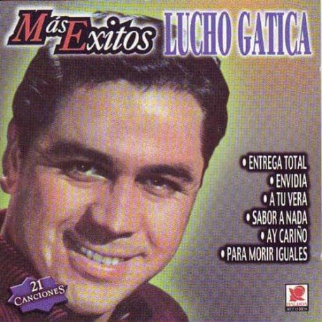 LUCHO GATICA CD Mas Exitos