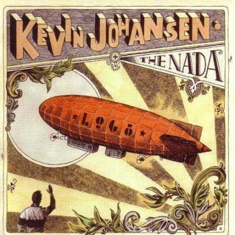 KEVIN JOHANSEN & THE NADA CD Logo