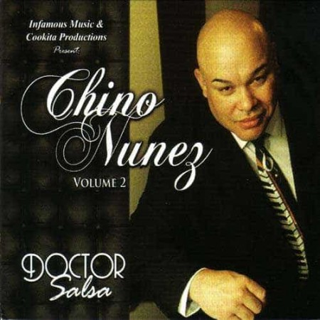 CHINO NUNEZ CD Vol 2 Doctor Salsa