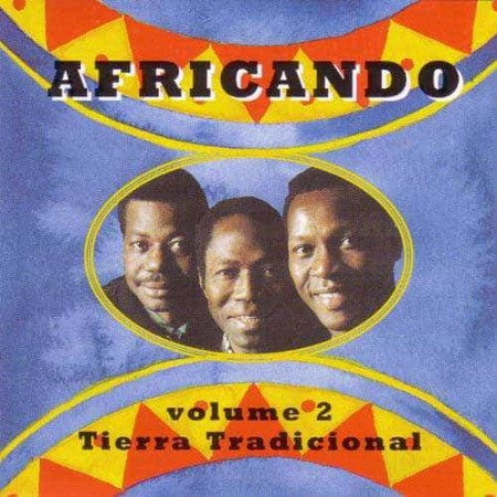 AFRICANDO ALL STARS CD Vol 2 Tierra Tradicional