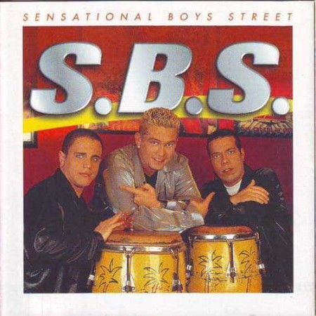 SBS SENSATIONAL BOYS STREET CD S.B.S. 2