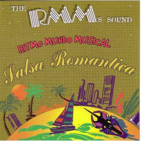 THE RMM SOUND CD Salsa Romantica