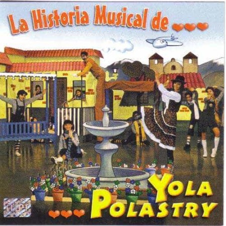 YOLA POLASTRY CD La Historia Musical