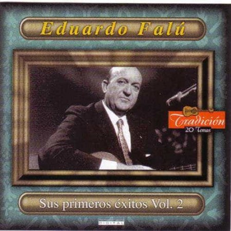 EDUARDO FALU CD Sus Primeros Exitos Vol 2