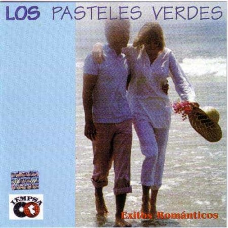 LOS PASTELES VERDES CD Exitos Romanticos Best Of