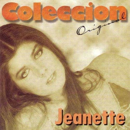 JEANETTE CD Coleccion Original