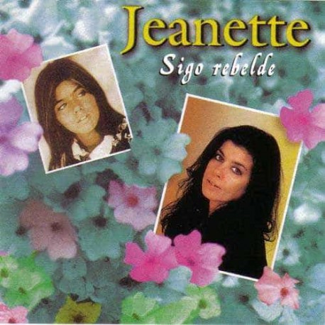 JEANETTE CD Sigo Rebelde