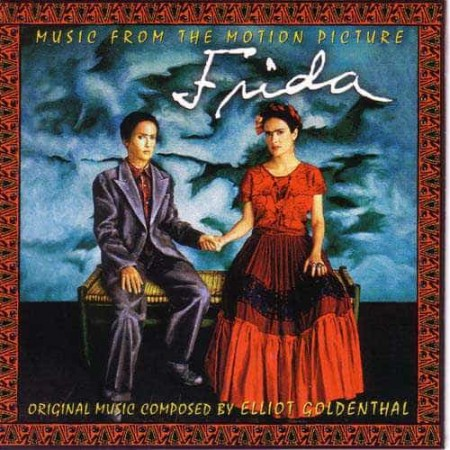 FRIDA CD Soundtrack Frida