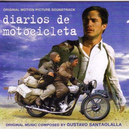 DIARIOS DE MOTOCICLETA CD Soundtrack