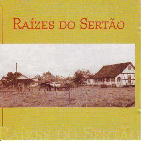 RAIZES DO SERTAO CD Raizes Do Sertao