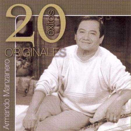 ARMANDO MANZANERO CD 20 Exitos Originales