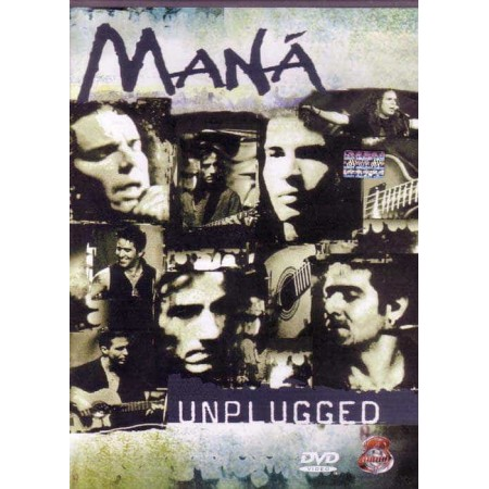 MANA DVD MTV Unplugged