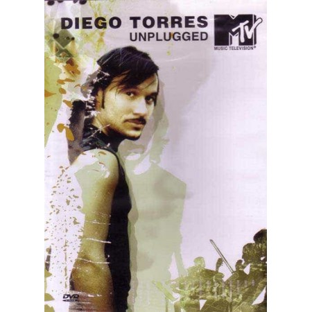 DIEGO TORRES DVD MTV Unplugged