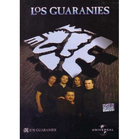 LOS GUARANIES DVD Los Guaranies