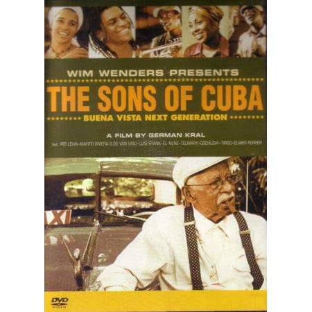 THE SONS OF CUBA DVD Buena Vista Next Generation