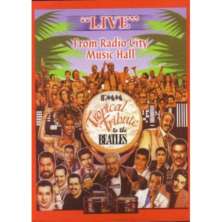 RMM TROPICAL TRIBUTE TO THE BEATLES DVD Live