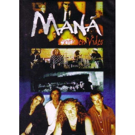 MANA DVD Exitos En Videos