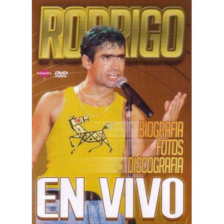 RODRIGO DVD En Vivo In Concert