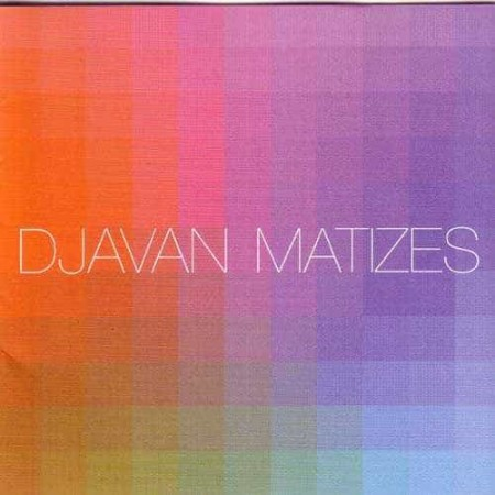 DJAVAN CD Matizes