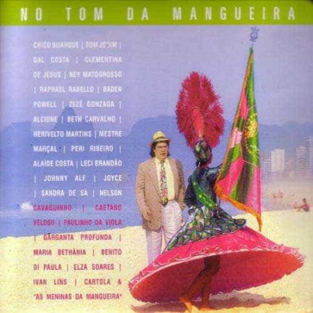 NO TOM DA MANGUEIRA CD