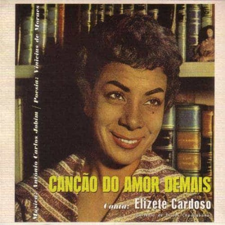 ELIZETE CARDOSO CD Cancao Do Amor Demais