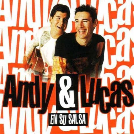 ANDY & LUCAS CD En su salsa