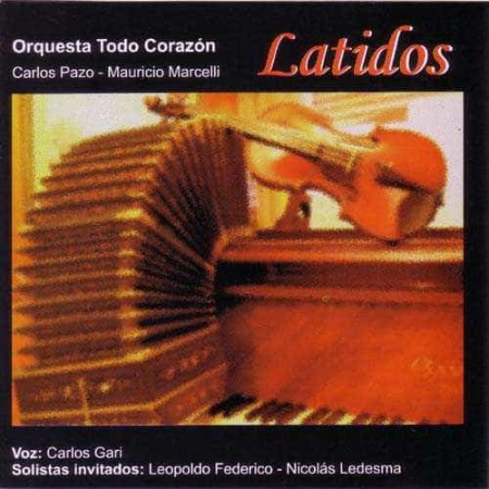 ORQUESTA TODO CORAZON CD Latidos