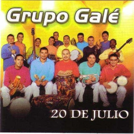 GRUPO GALE CD 20 de Julio