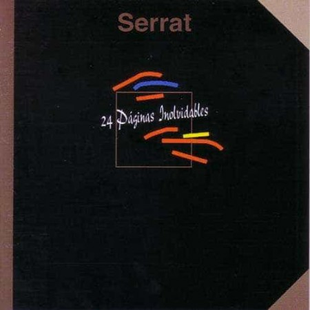 JOAN MANUEL SERRAT 2CD 24 Paginas Inolvidables