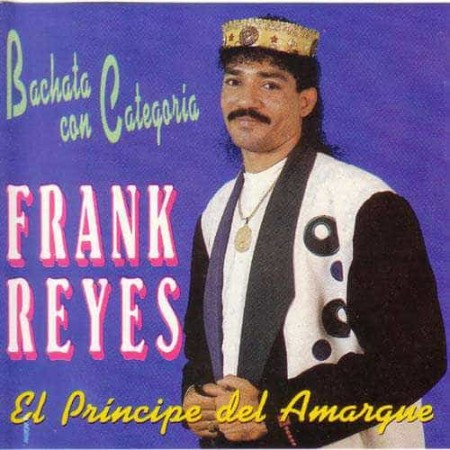 FRANK REYES CD Bachata Con Categoria