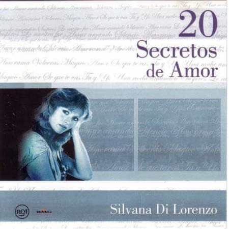 SILVANA DI LORENZO CD 20 Secretos De Amor