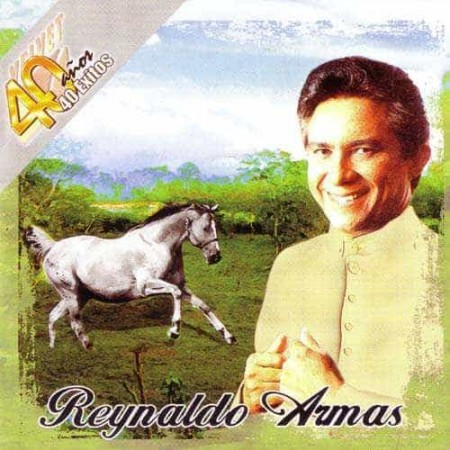 REYNALDO ARMAS CD 40 Exitos Best Of
