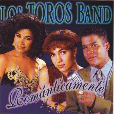 LOS TOROS BAND CD Romanticamente