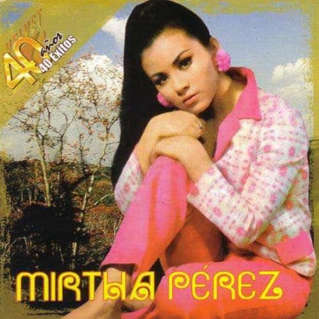 MIRTHA PEREZ CD 40 Exitos Best Of