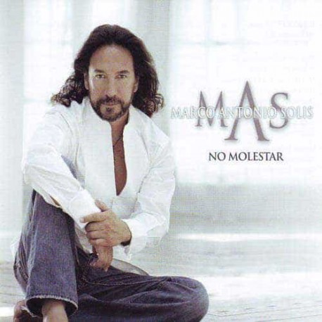 MARCO ANTONIO SOLIS CD No Molestar