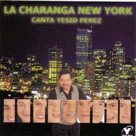 LA CHARANGA NEW YORK CD Canta Yesid Perez
