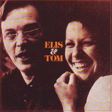 ELIS REGINA & TOM JOBIM CD Elis & Tom