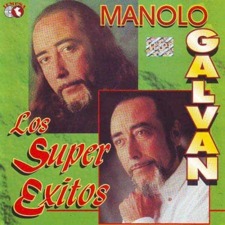 MANOLO GALVAN CD Los Super Exitos Best Of