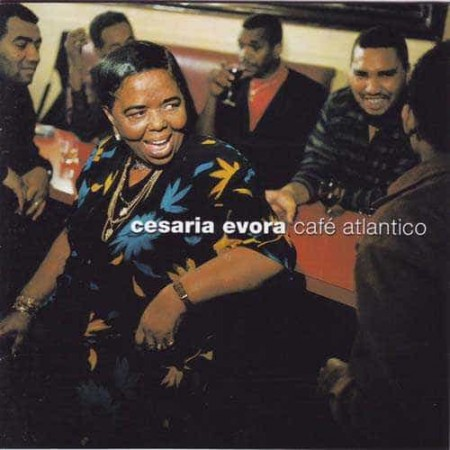 CESARIA EVORA CD Cafe Atlantico