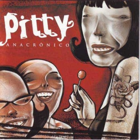 PITTY CD Anacronico