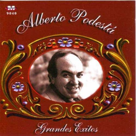 ALBERTO PODESTA CD Grandes Exitos Best Of