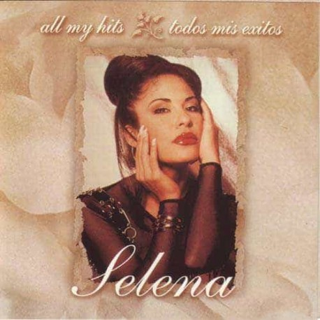 SELENA CD All My Hits Vol 1