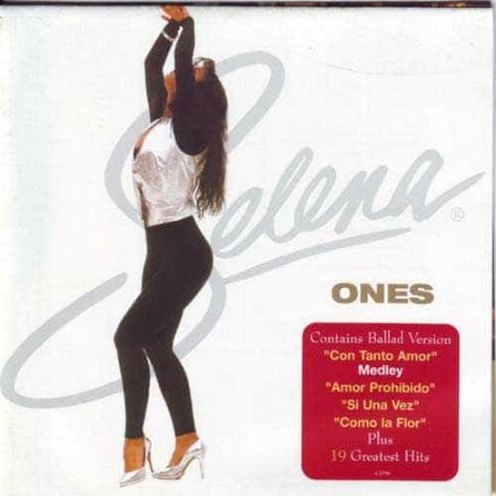 SELENA CD Ones Best Of