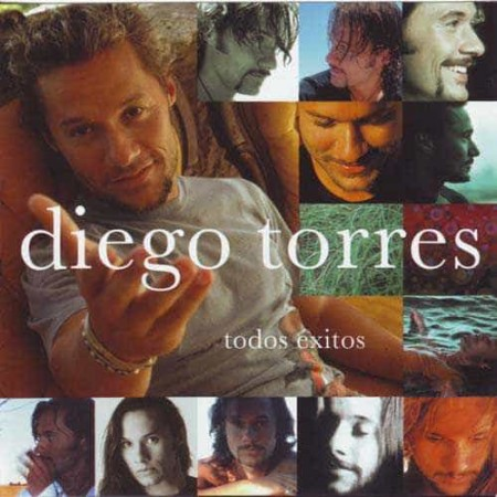 DIEGO TORRES CD Todos Exitos Best Of