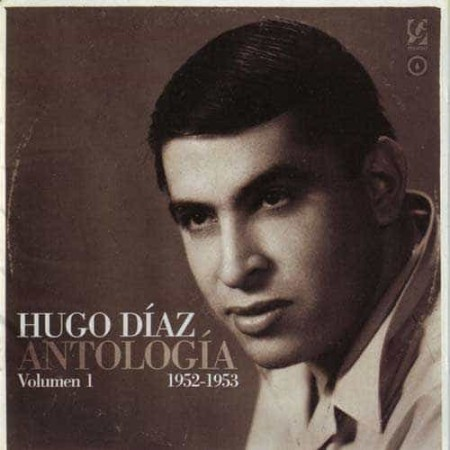 HUGO DIAZ (Mundharmonika) CD Antologia Vol 1 1952 - 1953