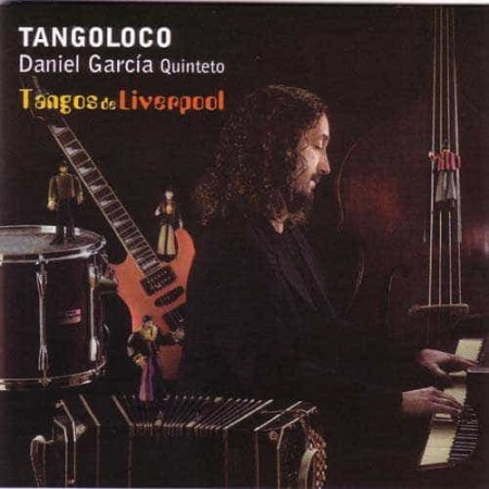 DANIEL GARCIA QUINTETO CD Tangos De Liverpool (The Beatles In El