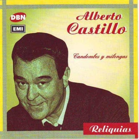 ALBERTO CASTILLO CD Candombes Y Milongas